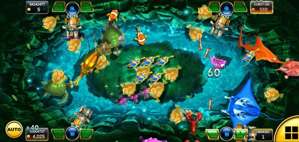 เกมยิงปลาออนไลน์ เล่นง่ายมาพร้อมกับเทคนิคการเล่น