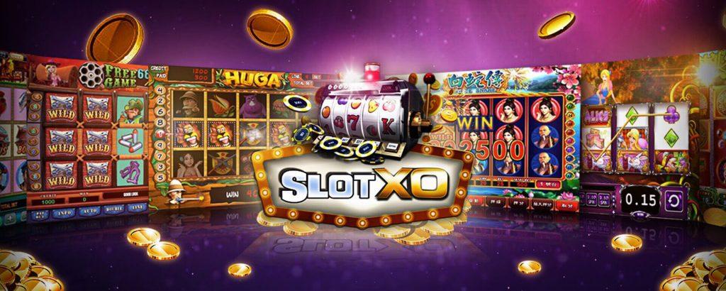 เกมสล็อตออนไลน์ Slotxo
