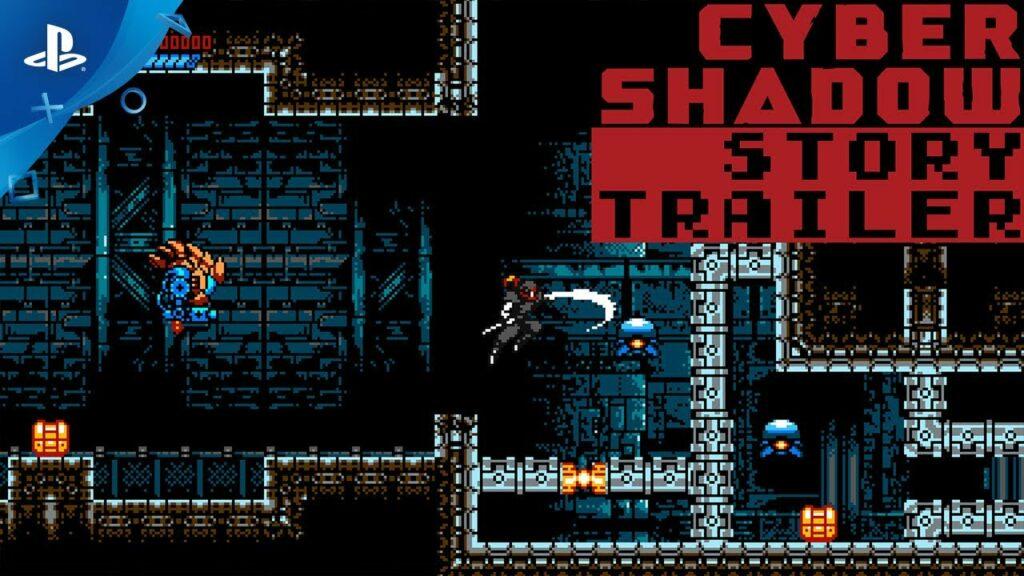 รีวิวเกม Cyber Shadow