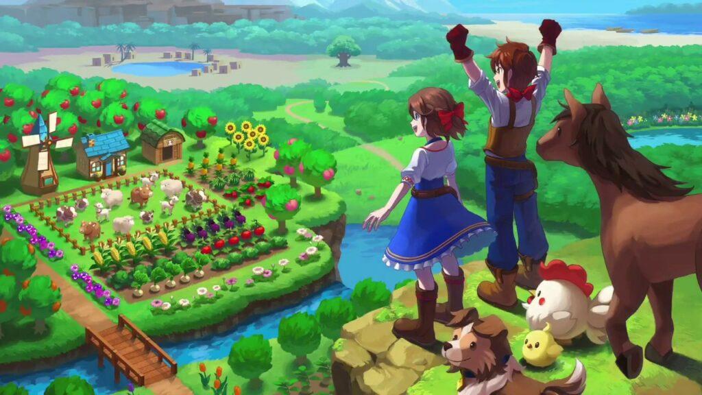 รีวิวเกม Harvest Moon