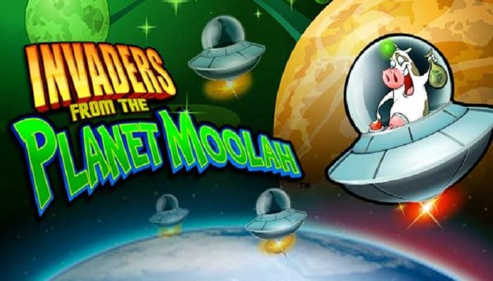รีวิวสล็อต The Planet Moolah